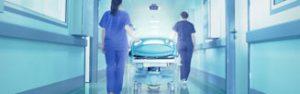 transformador para hospital