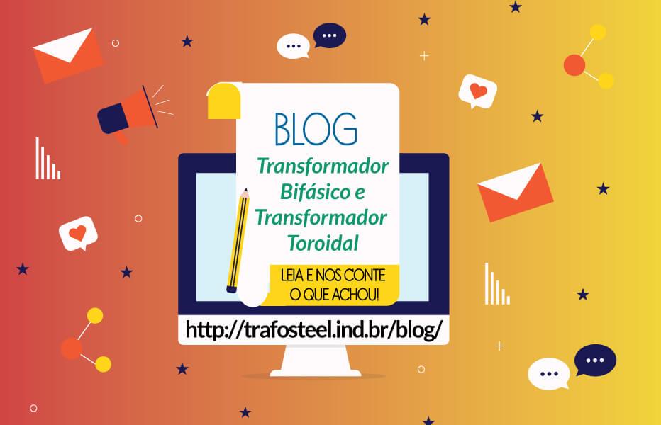 Transformador Bifásico e Transformador Toroidal