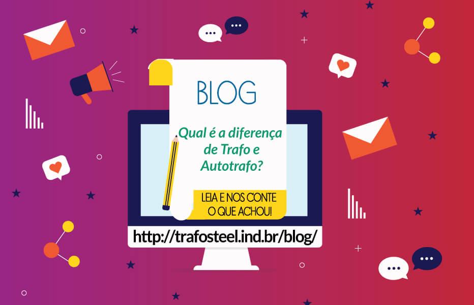 Qual é a diferença de Trafo e Autotrafo?